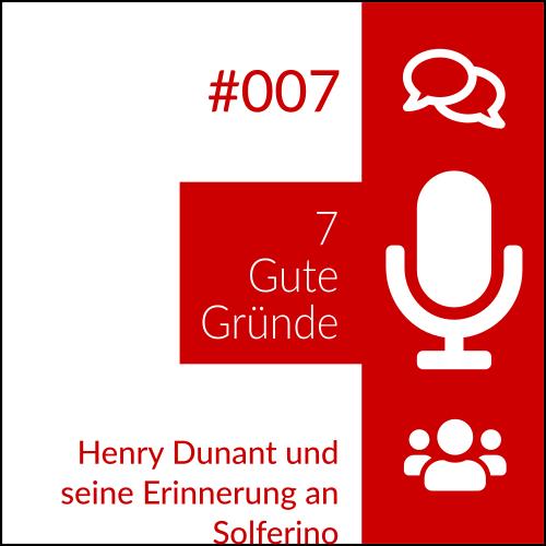 Henry Dunant und seine Erinnerung an Solferino