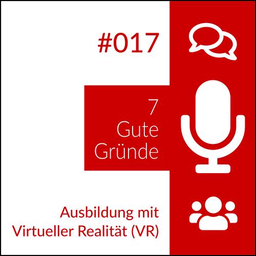 Ausbildung mit Virtueller Realität (VR)