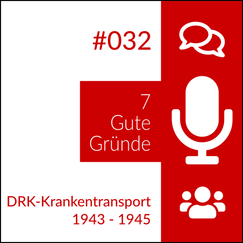 DRK-Krankentransport 1943 - 1945
